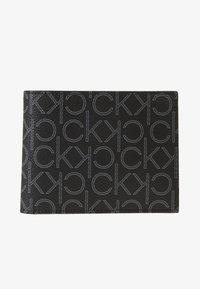 Calvin Klein - NEW MONO COIN - Portemonnee - black - 1