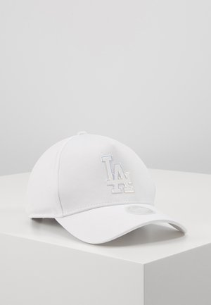 FEMALE WMNS IRIDESCENT TRUCKER - Kšiltovka - white