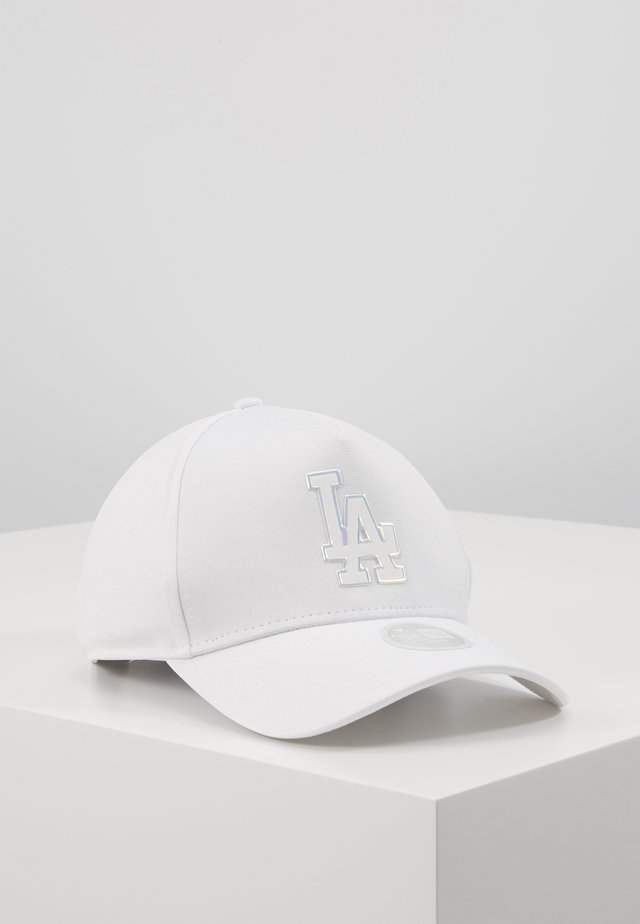 FEMALE WMNS IRIDESCENT TRUCKER - Casquette - white
