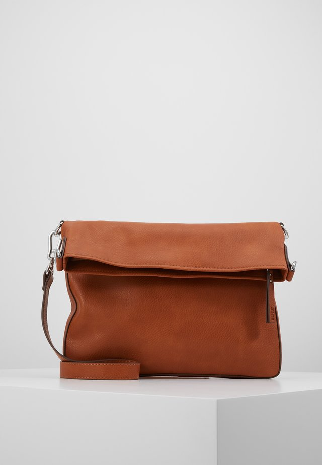 Borsa a mano - rust brown
