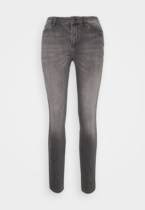 CHAIN - Jeans Skinny Fit - grey denim