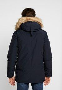 Superdry - ROOKIE - Down coat - dark navy - 2