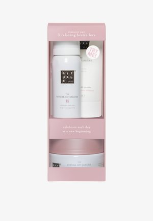 TRY ME SET SAKURA GESCHENKSET - Bath and body set - -