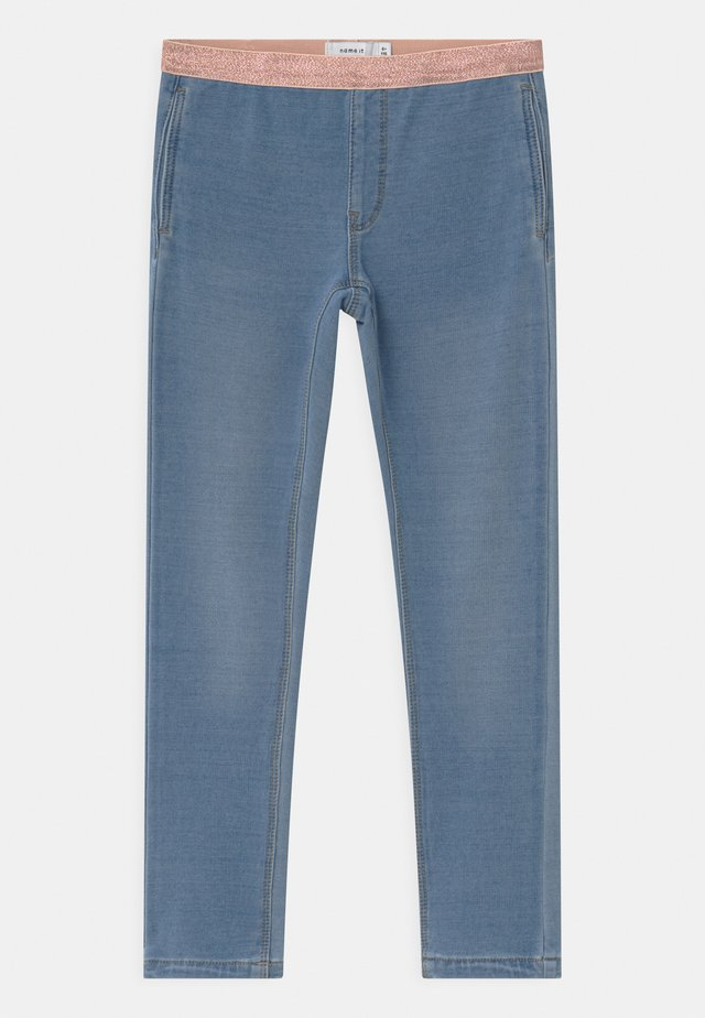 NMFSALLI - Jeggings - medium blue denim