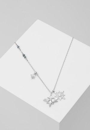 SYMBOL PENDANT STAR - Halskette - silver-coloured