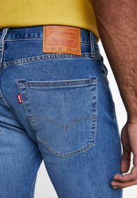 Levi's® - 501® SLIM TAPER - Jean slim - ironwood dx - 5