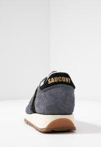 Saucony - JAZZ VINTAGE - Trainers - grey/black - 5