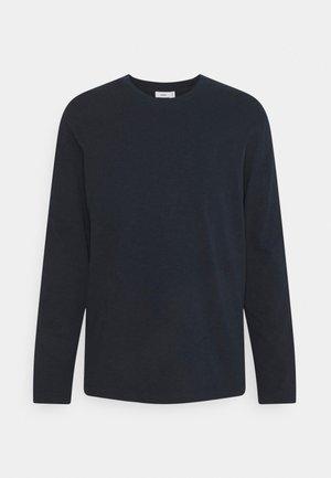 LONGSLEEVE - Long sleeved top - black navy