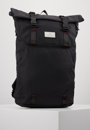 CHRISTOPHER - Mochila - black/red