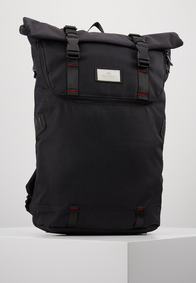 CHRISTOPHER - Rucksack - black/red