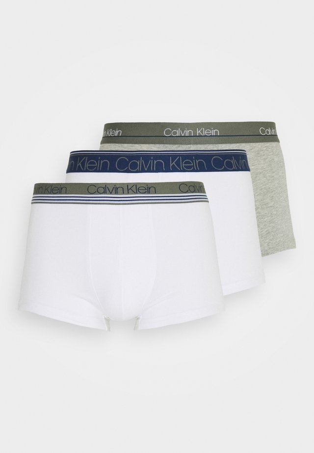 TRUNK 3 PACK - Boxerky - white