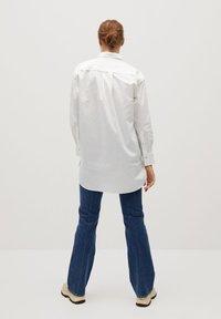 Mango - Button-down blouse - råhvid - 2