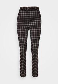 Hollister Co. - CHAIN - Kalhoty - black - 3
