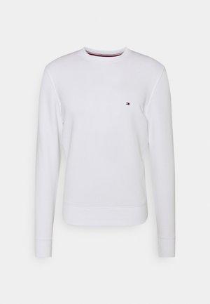 LOGO CREWNECK - Sweatshirt - white