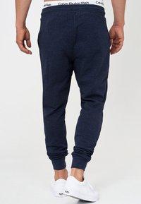 INDICODE JEANS - Pantalon de survêtement - navy mix - 2