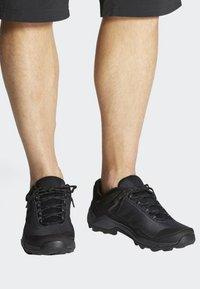 adidas Performance - TERREX EASTRAIL - Hiking shoes - grey/black - 0