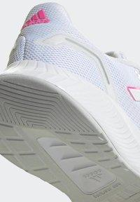 adidas Performance - Löparskor stabilitet - white - 7