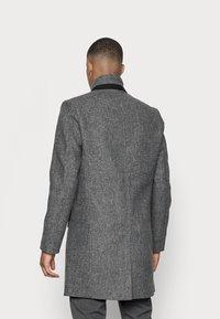 TOM TAILOR DENIM - COAT - Klassinen takki - grey melange - 2