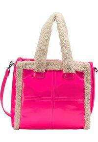 myMo - Handbag - neon pink - 1