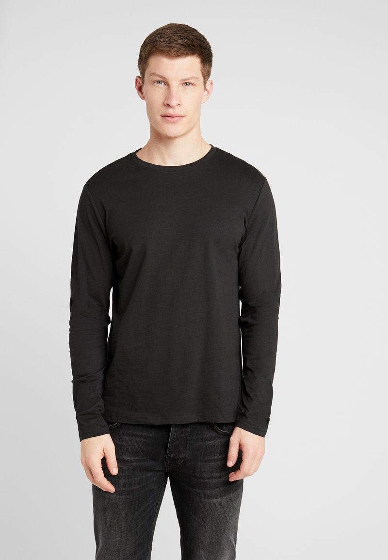 Pier One - Topper langermet - black