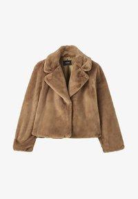 PULL&BEAR - Winter jacket - brown - 5
