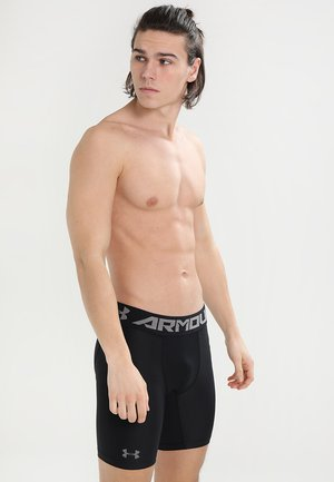 2.0 COMP SHORT - Pants - black/graphite
