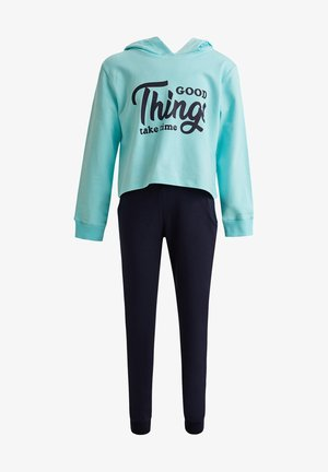 SET - Pyjama set - turquoise