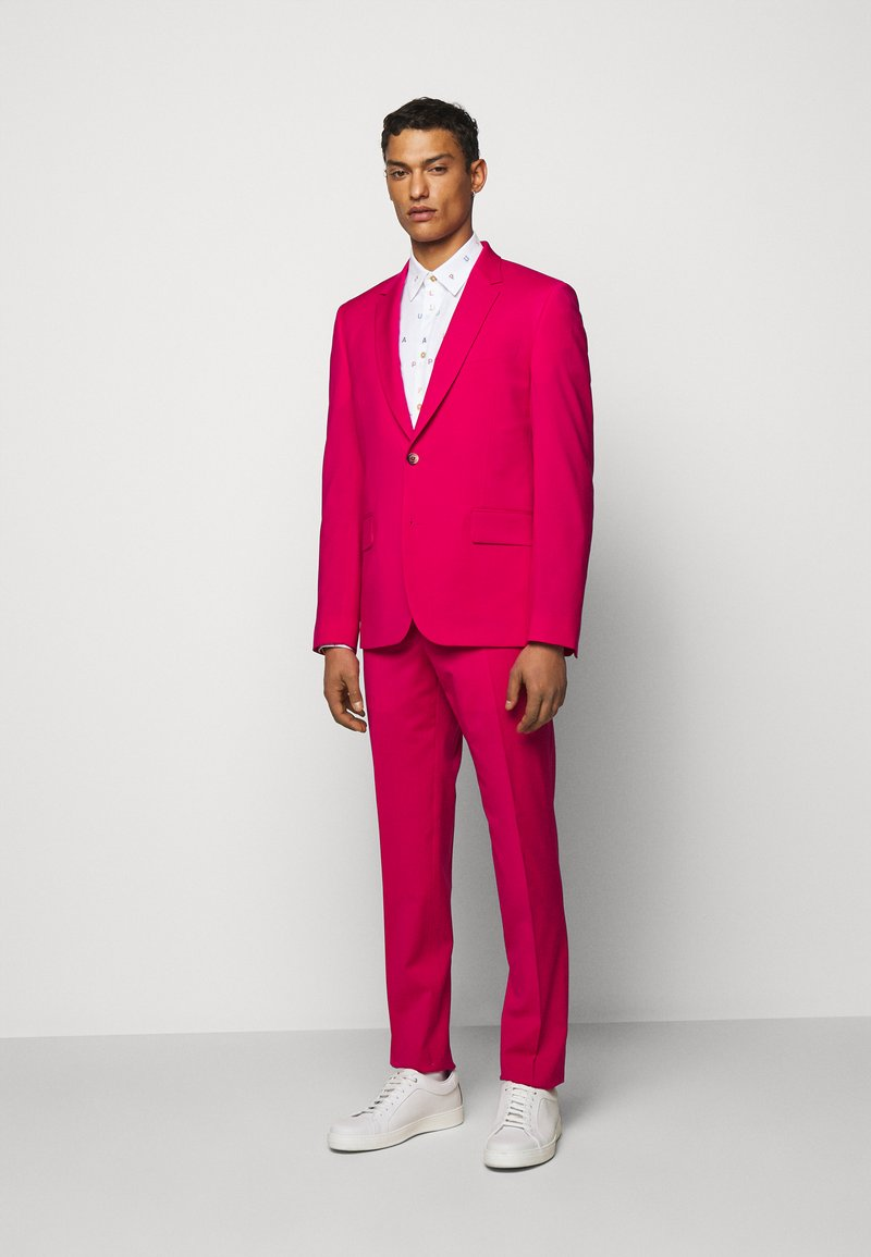 Paul Smith - GENTS TAILORED FIT SUIT SET - Oblek - red
