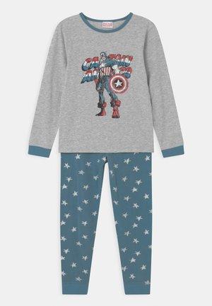 ORLANDO LONG SLEEVE LICENSED - Pyjama set - turquoise