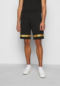EA7 Emporio Armani - Short - black/gold - 0