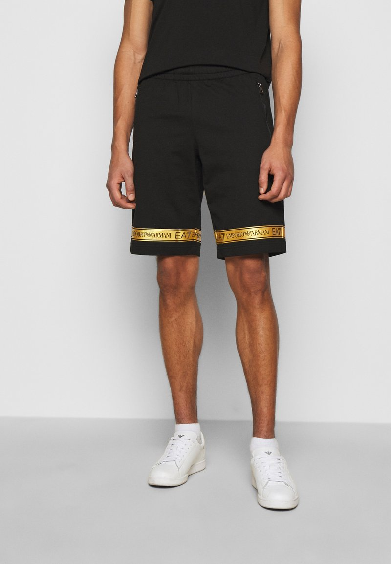 EA7 Emporio Armani - Short - black/gold