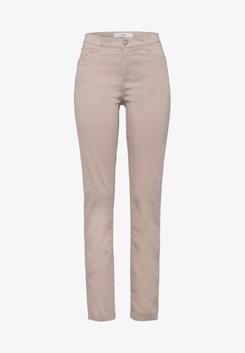 STYLE MARY - Trousers - toffee