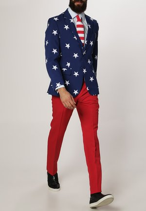 STARS AND STRIPES - Suit - blue