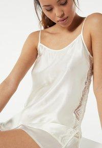 Intimissimi - Pyjama top - talco - 2