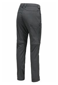Haglöfs - ZIP OFF PANT - Outdoor trousers - magnetite - 5