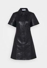 Samsøe Samsøe - SHEREEN - Shirt dress - black - 0