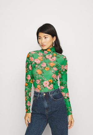 KOBY - Long sleeved top - green