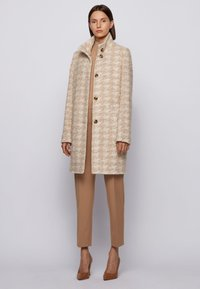 BOSS - Classic coat - patterned - 1