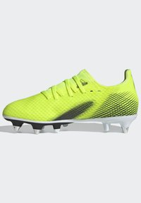 adidas Performance - X GHOSTED.3 SG FUTBALLSCHUH - Moulded stud football boots - yellow - 5