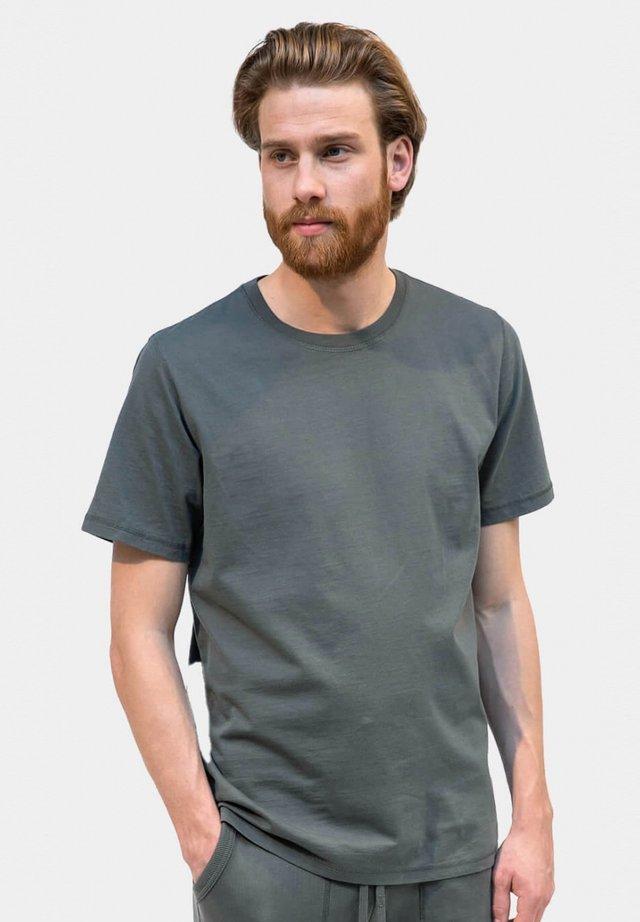 Basic T-shirt - nardo grey