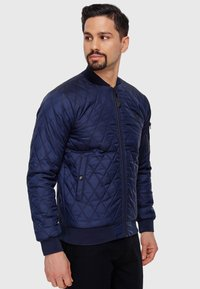 INDICODE JEANS - NOVAK - Light jacket - navy - 7
