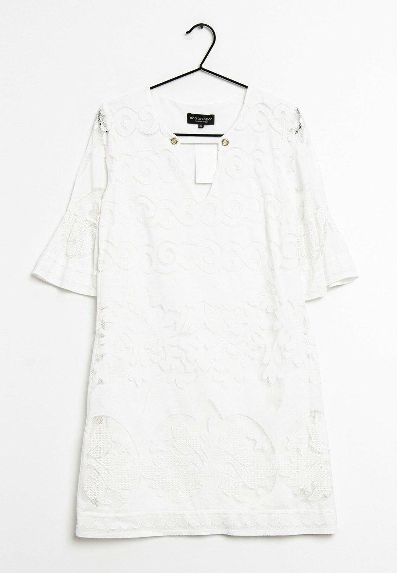 Ana Alcazar - Robe d'été - white