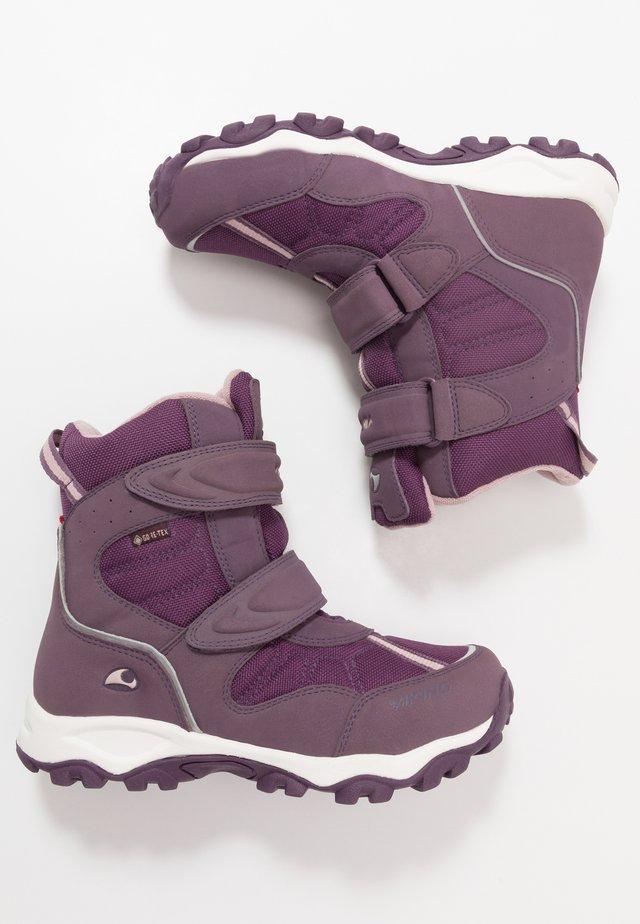 BEITO GTX UNISEX - Stivali da neve  - purple