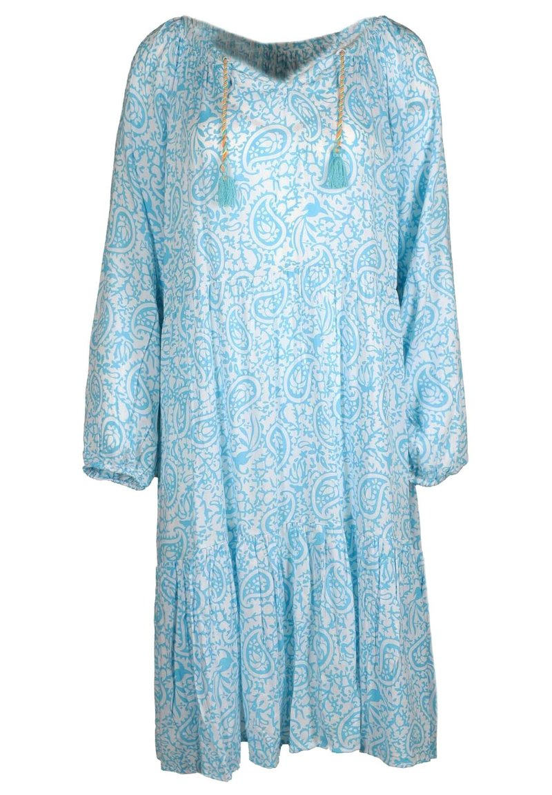 Zwillingsherz - Day dress - türkis