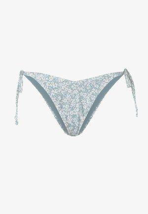 DITSY FLORAL  - Bikini bottoms - light blue