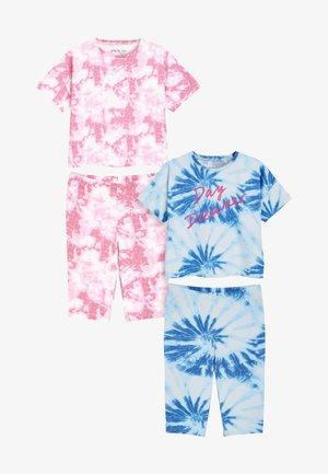 2 PACK - Pyjama set - blue