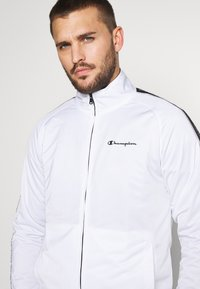 Champion - TRACKSUIT TAPE - Tuta - white - 5