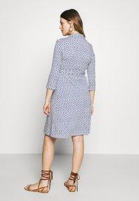 Slacks & Co. - AVA - Jersey dress - aztec blue - 2