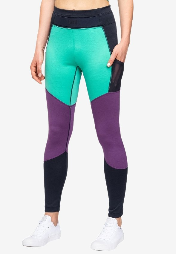 super.natural - Leggings - blue