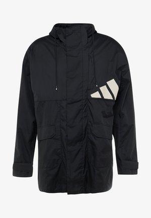 LONG - Training jacket - black